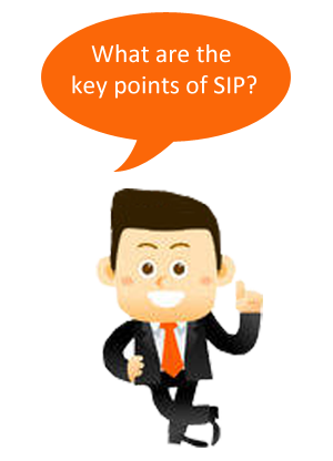 SIP Key Points