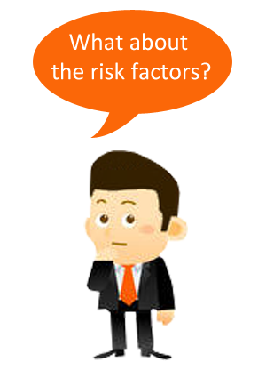 What about the risk factors
